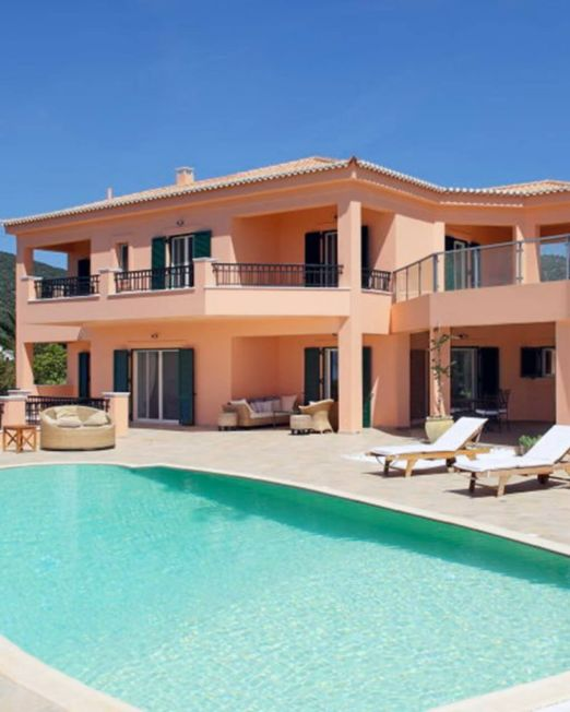 villa alcmene for rent 530 squared meters 12 guests porto heli greece