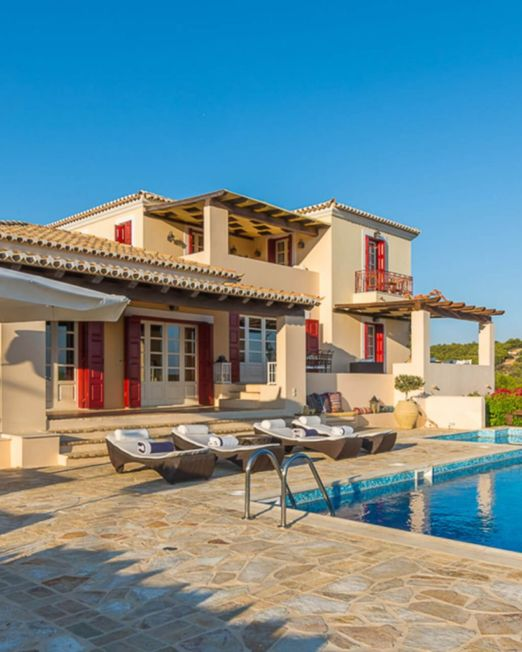 villa ariadne 450 squared meters 12 guests porto heli rental greece featured image